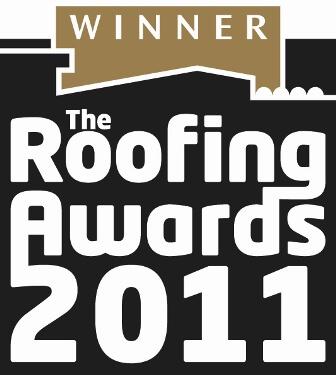 WINNER ROOFING AWARDS 2011 -1