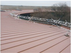 RENOLIT DELIVERS A ROOFING MASTERCLASS TO NEW SOUTH CHESHIRE COLLEGE BUILDING-2