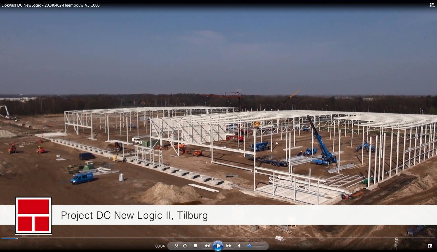 DC NEW LOGIC TILBURG